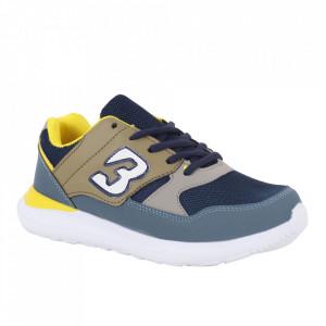 Pantofi sport pentru femei cod H21 Blue