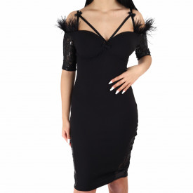 Rochie April Black