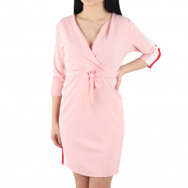 Rochie Fitness Casual Pink