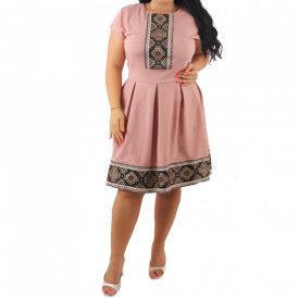 Rochie Poly Pink