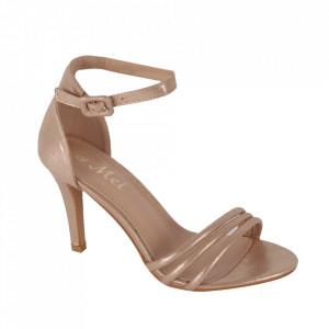 Sandale din piele ecologică cod YXD7A Chanpane