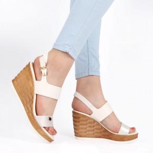 Sandale pentru dame cod 910-8 Silver