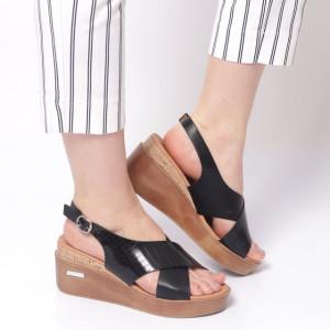 Sandale pentru dame cod AG-042 Black