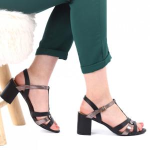 Sandale pentru dame cod CD04 Black