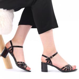 Sandale pentru dame cod F16 Black