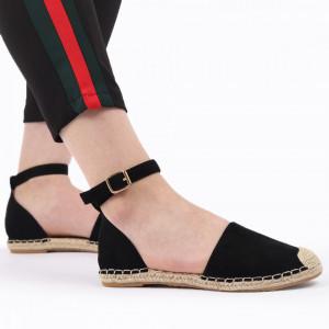 Sandale pentru dame cod F31 Black