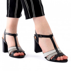 Sandale pentru dame cod J48 Black