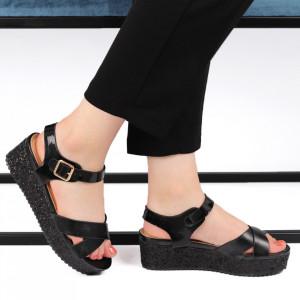 Sandale pentru dame cod K022 Black