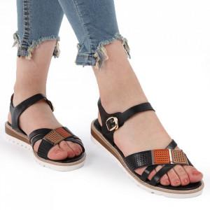 Sandale pentru dame cod L03 Black