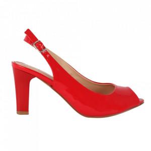 Sandale pentru dame cod OD0225 Red
