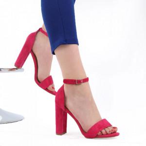 Sandale pentru dame cod OD0311 Fuchsia