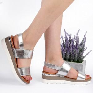Sandale pentru dame cod SH983 Silver