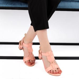Sandale pentru dame cod STY Pink