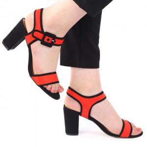 Sandale pentru dame cod Z05 Red