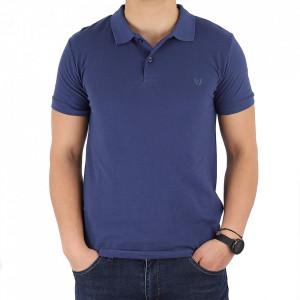 Tricou albastru cod AZ327