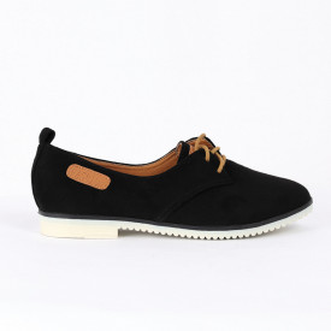 Pantofi pentru dame Cod B0001 Negri