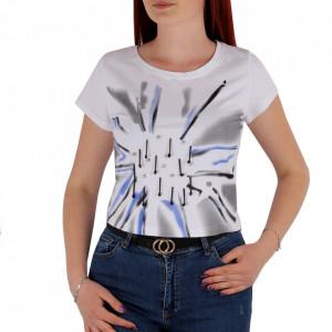 Tricou pentru dame cod TT8 White