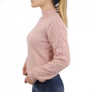 Bluză pentru dame cod F40 Pink