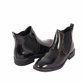 Botine Betty Black
