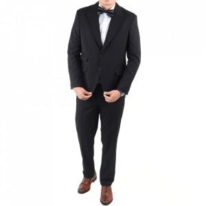 Costum classic fit 2100-7 Negru