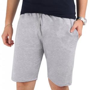 Pantaloni scurți pentru bărbați cod A554 Grey