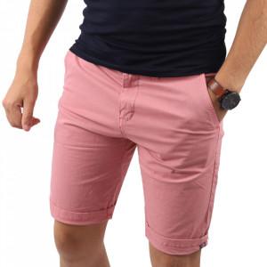 Pantaloni scurți pentru bărbați cod KL004 Pink