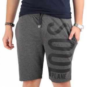 Pantaloni scurți pentru bărbați cod SP01 Grey