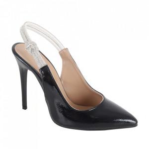 Pantofi cod 11-96 Black
