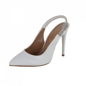 Pantofi cod 11-96 White