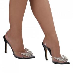 Pantofi cod 201 Siyah