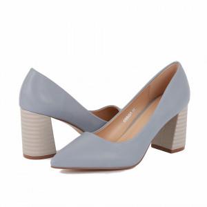 Pantofi Cu Toc Abril Blue
