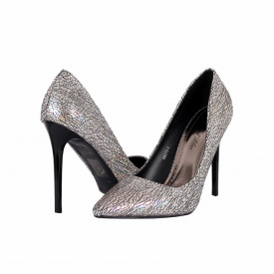 Pantofi cu toc cod 982732 Negri