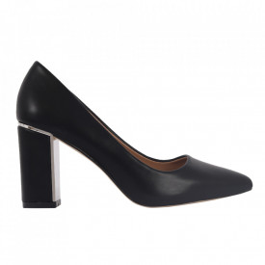 Pantofi cu toc cod EK0502 Black