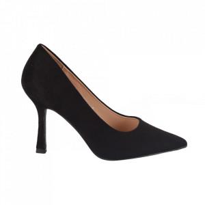 Pantofi cu toc cod OD0311 Black