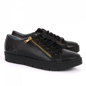 Pantofi din piele naturală Cod 485 - Pantofi damă din piele naturală  Foarte confortabili cu un tălpic special care conferă lejeritate chiar și în cazurile în care petreci mult timp stând în picioare. - Deppo.ro