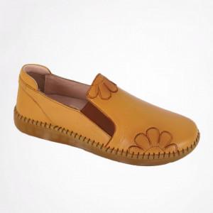 Pantofi din piele naturală pentru dame cod 2010 Sari