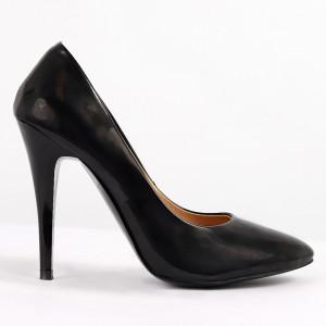 Pantofi pentru dame cod B-010 Black