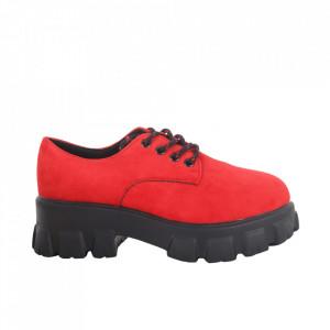 Pantofi pentru dame cod KR-023 Red
