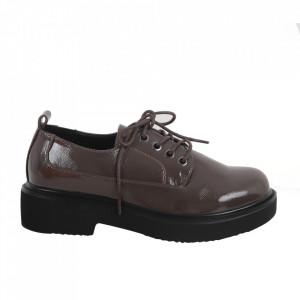 Pantofi pentru dame cod PL-228 Khaki