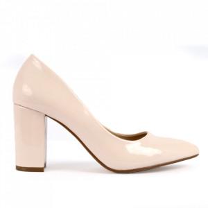 Pantofi pentru dame cod SA17-79A Beige