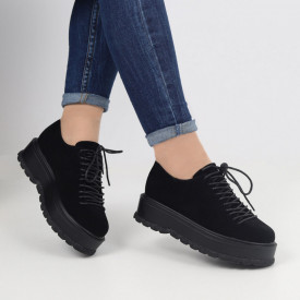 Pantofi pentru dame cod XH-30 Black