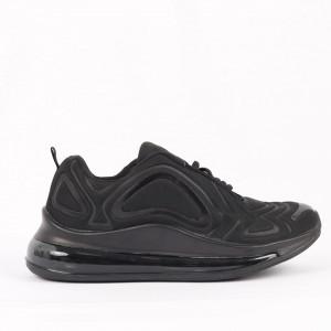 Pantofi Sport cod LB8832 Black - Pantofi sport pentru bărbați  Închidere prin șiret  Ideali pentru ieșiri si practicarea exercitiilor în aer liber - Deppo.ro