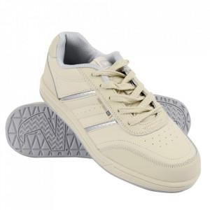 Pantofi Sport din piele naturală pentru bărbați cod 9204 Bej