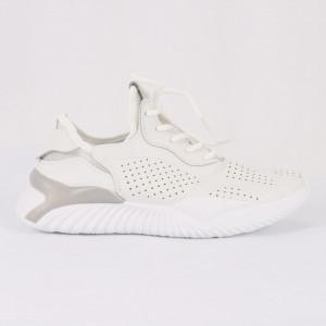 Pantofi Sport pentru bărbați cod 3001B White