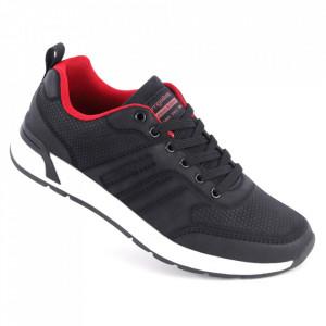 Pantofi sport pentru bărbați cod ARD1075-1 Black