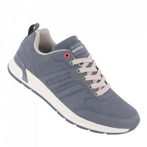 Pantofi sport pentru bărbați cod ARD1075-2 Blue
