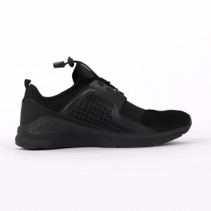Pantofi Sport pentru bărbați cod AXA8137-1 Negri - Pantofi sport pentru bărbați foarte comozi, ideali pentru ieșiri si practicarea exercitiilor în aer liber - Deppo.ro