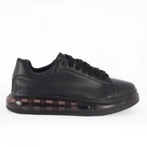 Pantofi sport pentru bărbați cod H13 Black
