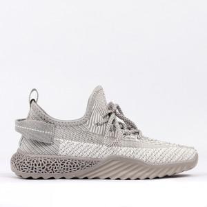 Pantofi Sport pentru dame Cod 1653SM Grey