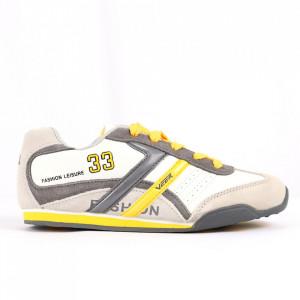 Pantofi Sport pentru dame cod 803 Yellow